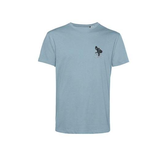 Camiseta Azul Pataliebre