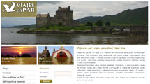 New website launched: Viajesenpar