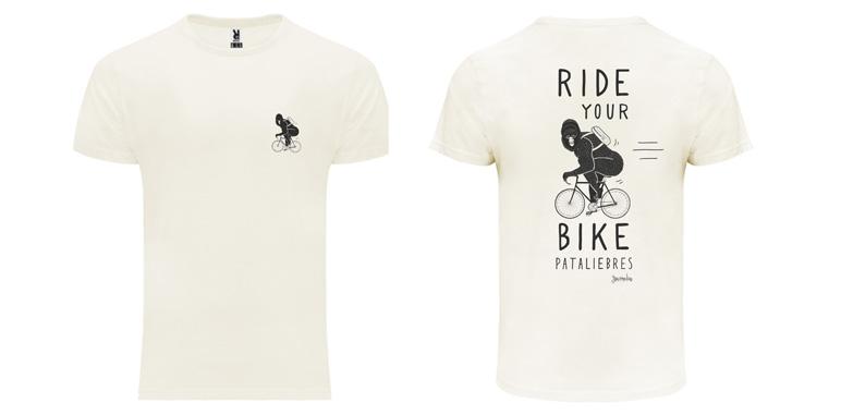 Camisetas Pataliebre