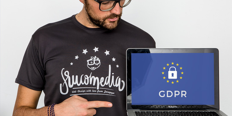 What changes do I need to do on my website to comply with the GDPR?