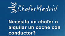 Chofermadrid.com launched