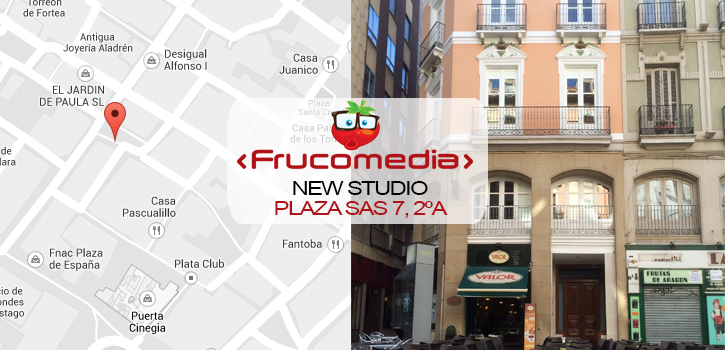 New Headquarters Frucomedia